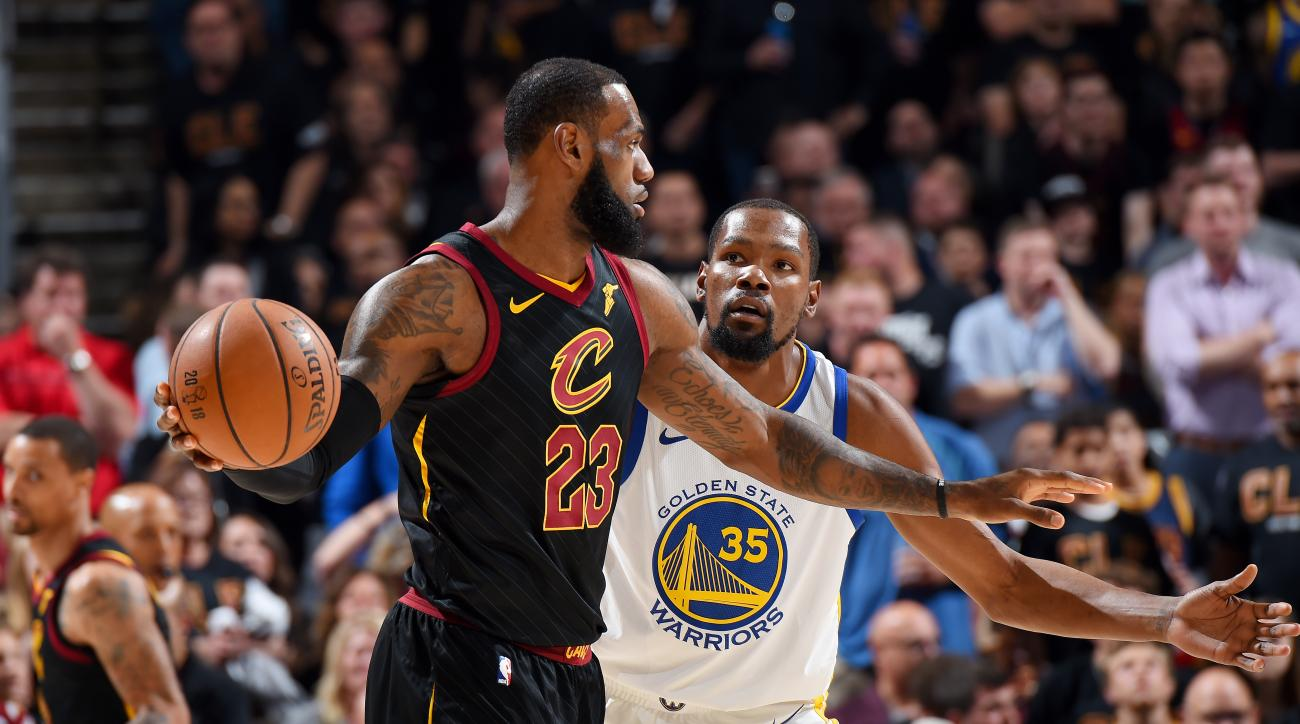 3552f226605 Kevin Durant free agency  LeBron James