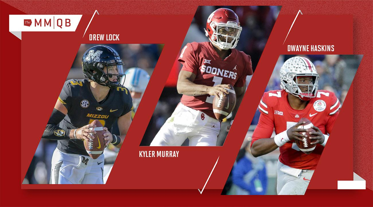 a15a14636 2019 NFL Mock Draft 6.0  A New QB for Antonio Brown  Plus