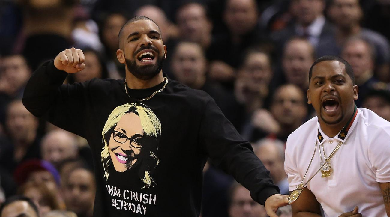 a66a03bec Raptors  practice facility named for Drake