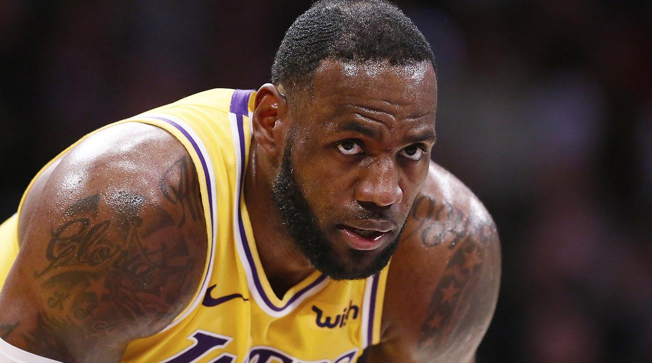 Should the Lakers Shut Down LeBron James?
