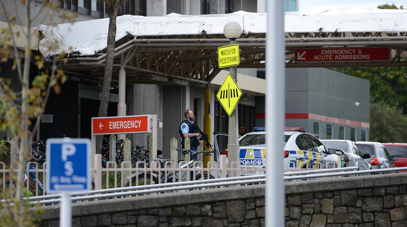 Multiple Fatalities Following Christchurch Mosque Shootings