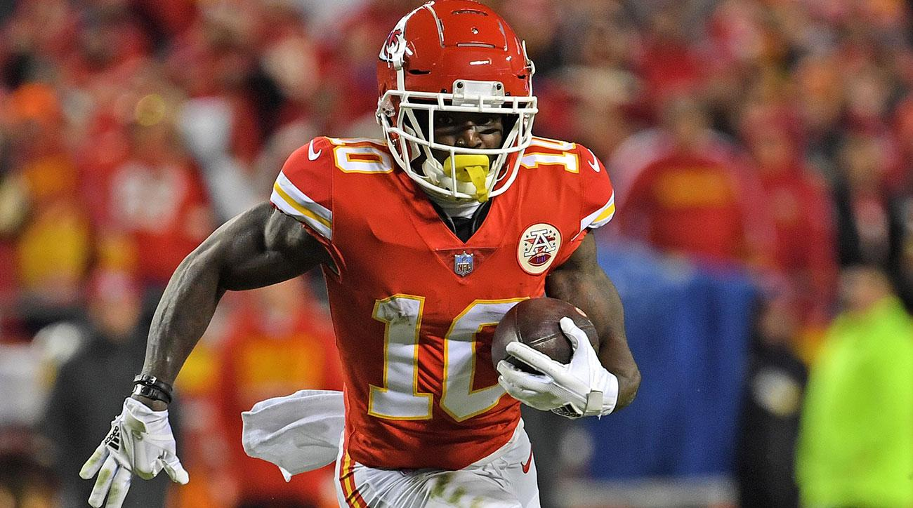 Tyreek Hill under investigation for alleged domestic battery  2a8f2d977