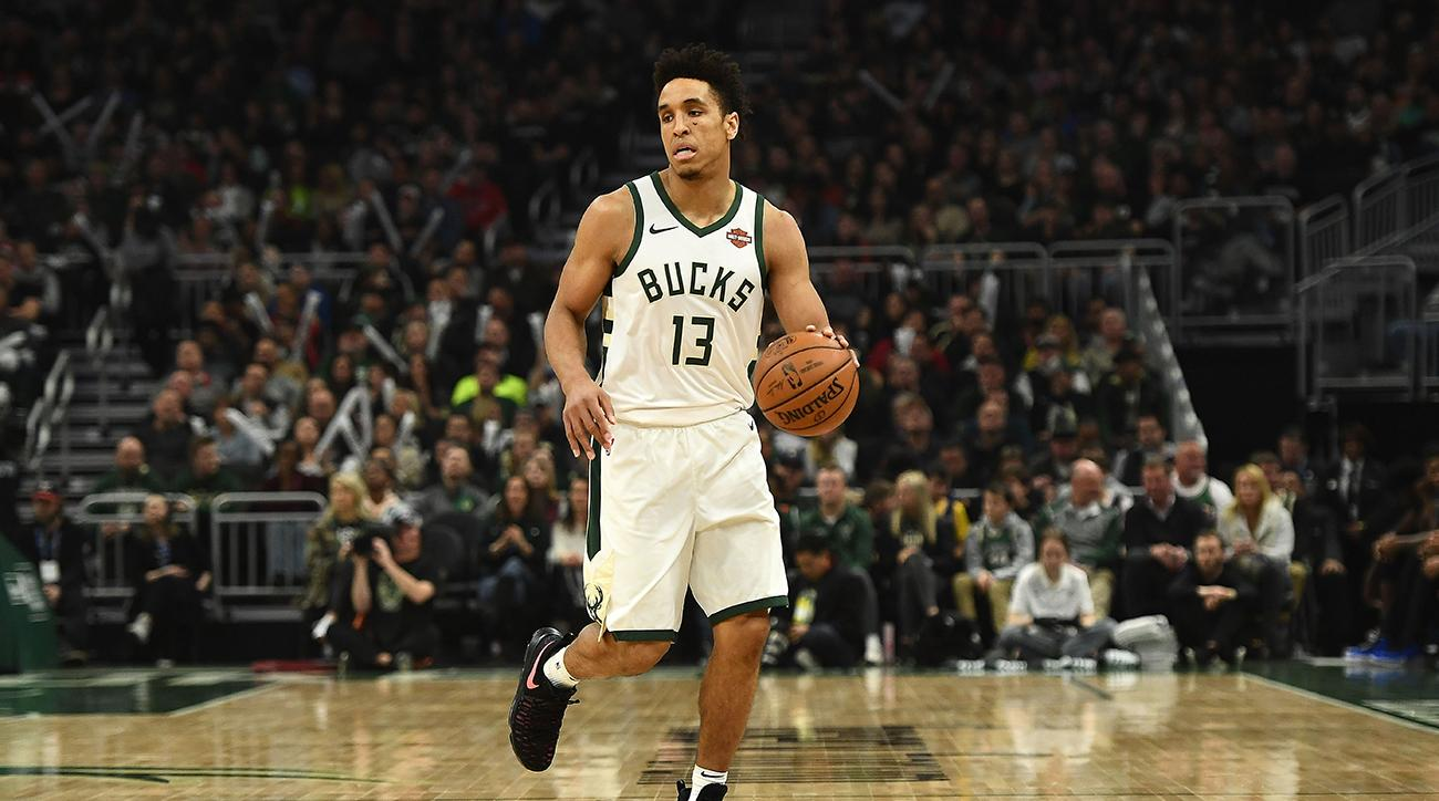 Bucks' Malcolm Brogdon Diagnosed With Minor Plantar Fascia Tear in Right Foot