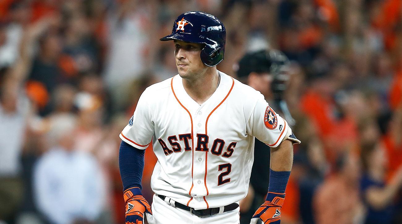 big sale 01601 397c5 Alex Bregman contract: Astros agree to six-year, $100M ...