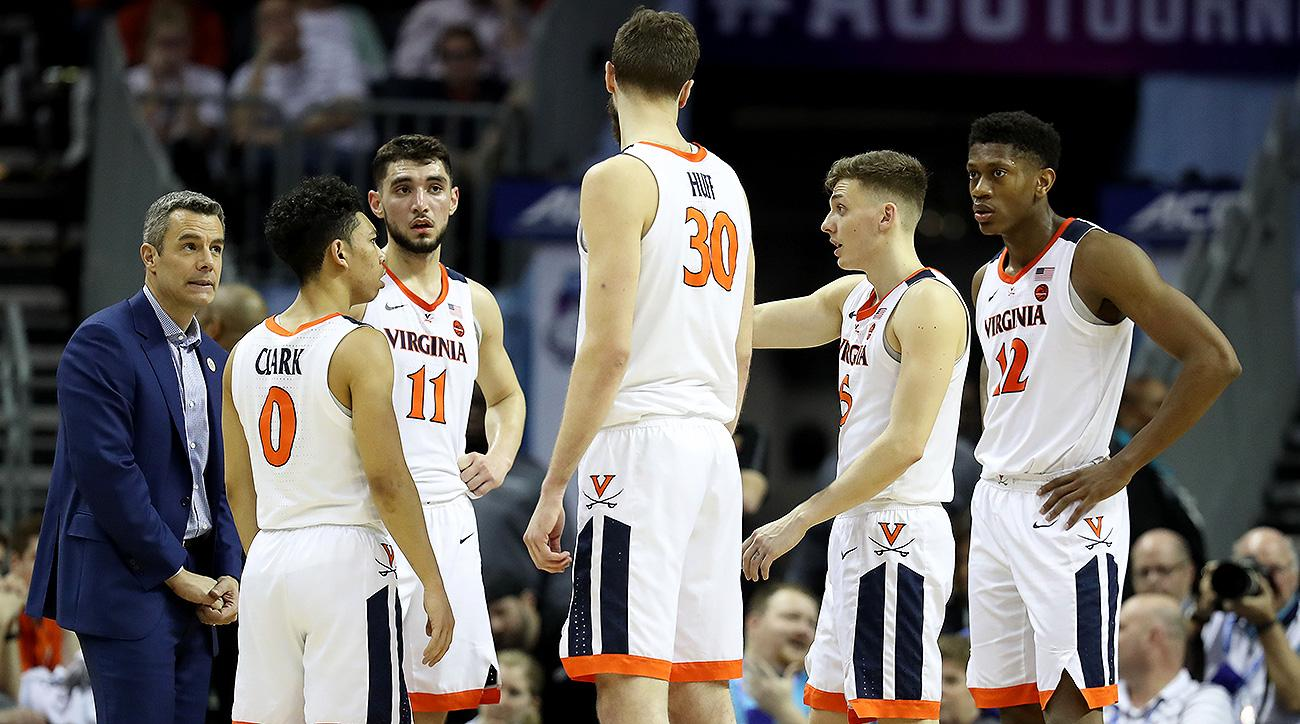 March Madness bracket picks advice pool NCAA tournament Virginia basketball