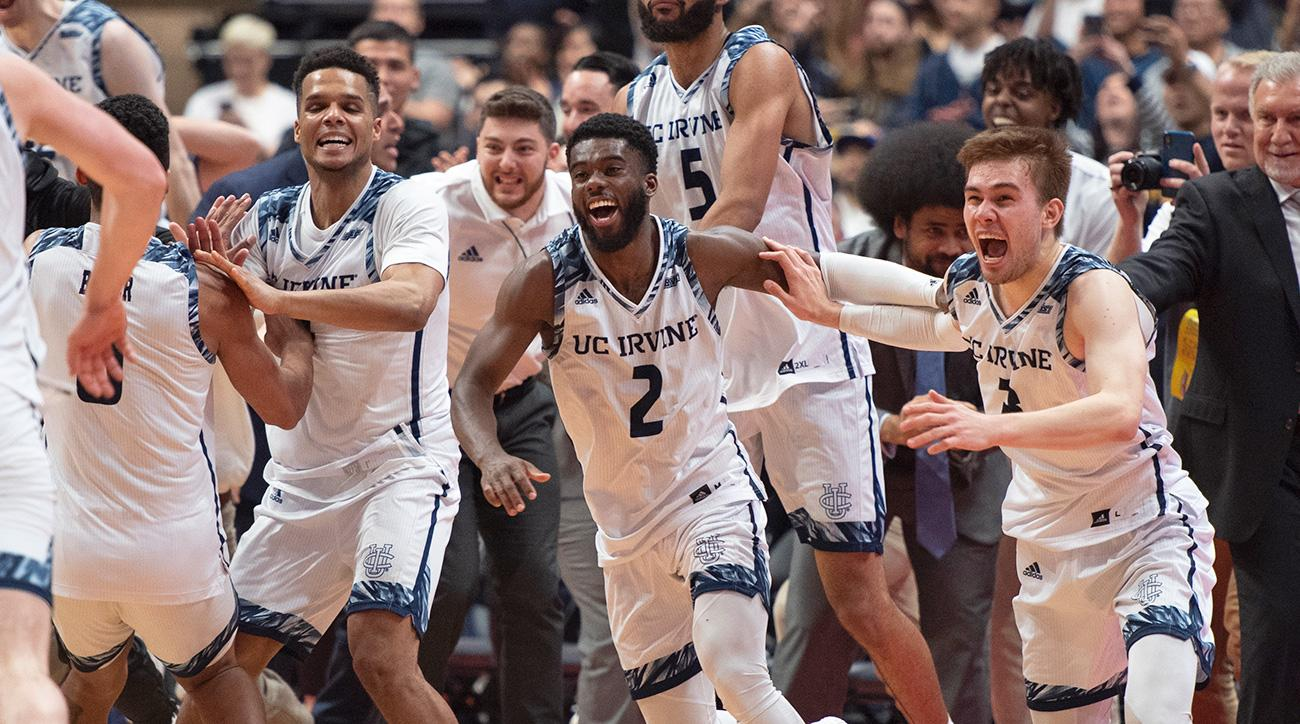 March Madness 2019 upset picks UC Irvine NCAA tournament