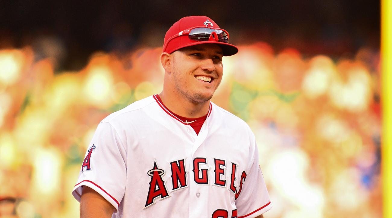 Nine Fun Facts About Mike Trout's New $430 Million Contract With Angels