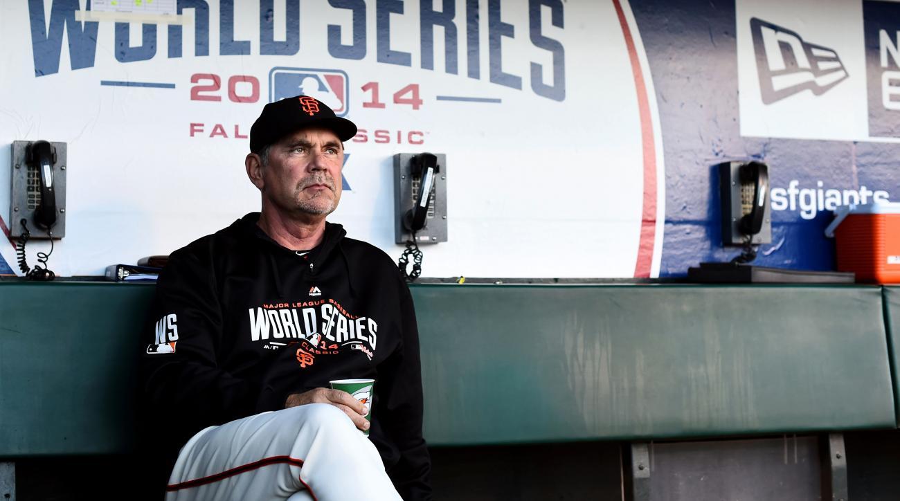 2014 World Series Game 5: Kansas City Royals v. San Francisco Giants