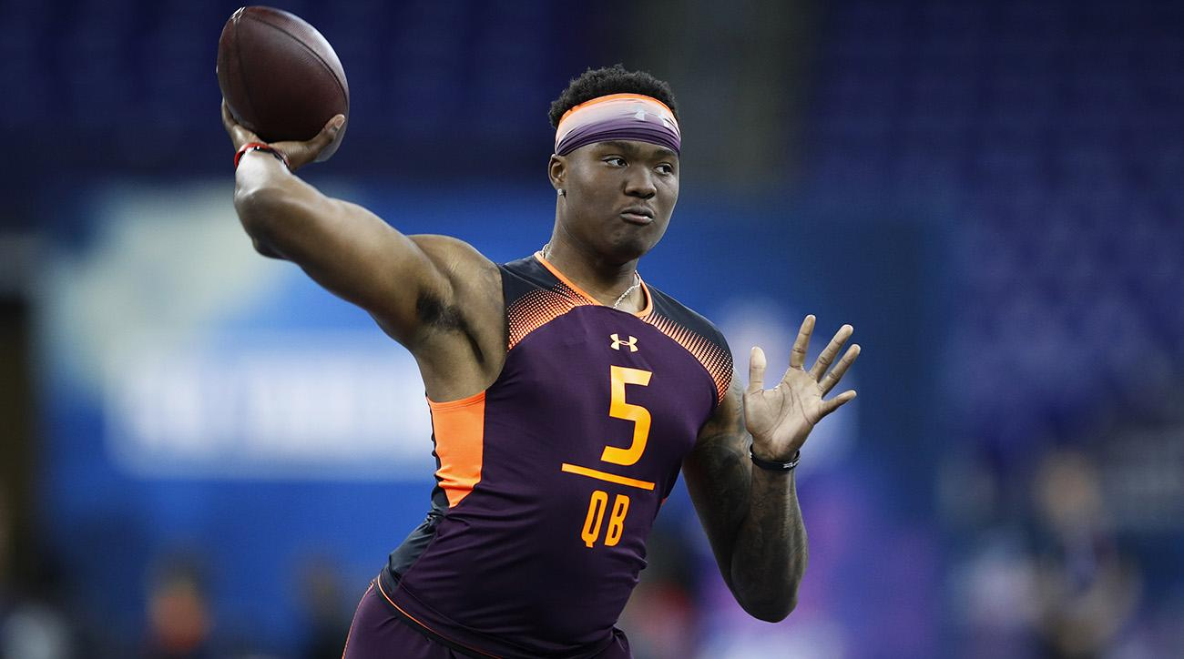 NFL Rumors: Dwayne Haskins Says He Would Have No Problem Backing Up Eli Manning