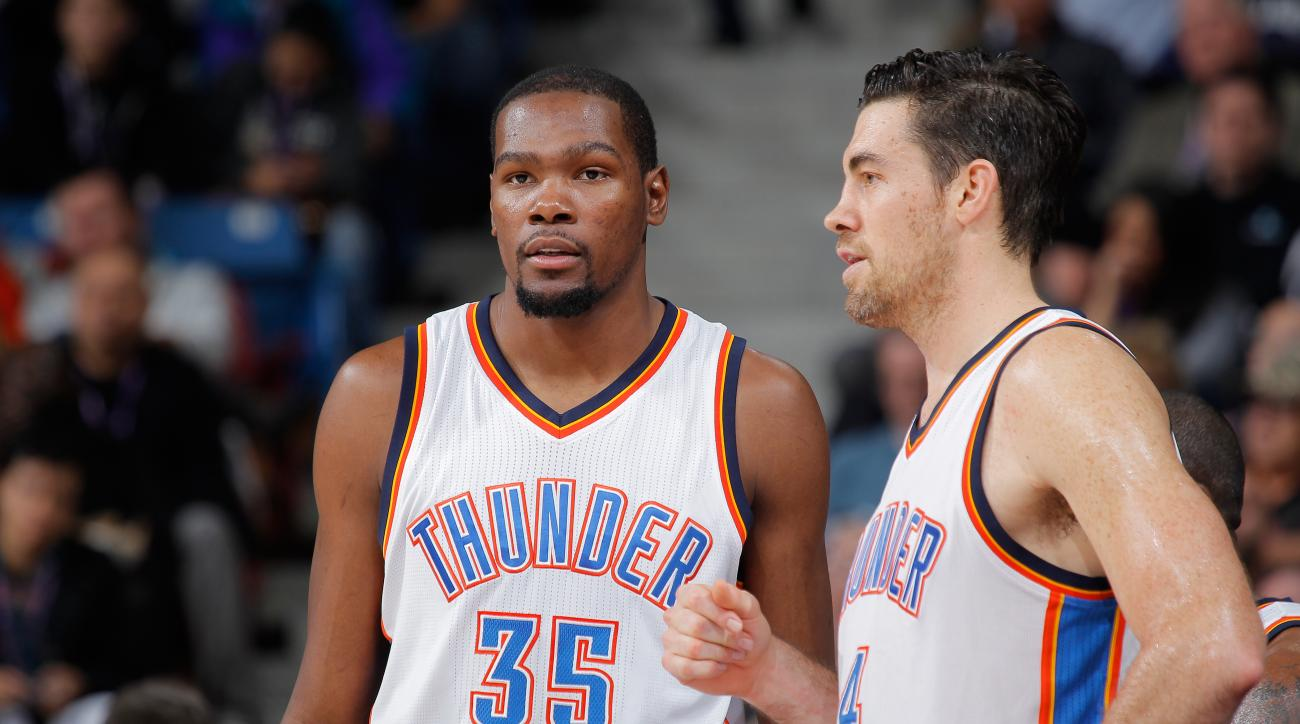 e32d6878a1b Nick Collison wants Thunder to retire Kevin Durant's jersey | SI.com