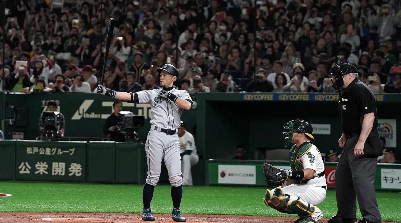 ce3a44f514d Ichiro retirement  Mariners OF retires after 18 MLB seasons
