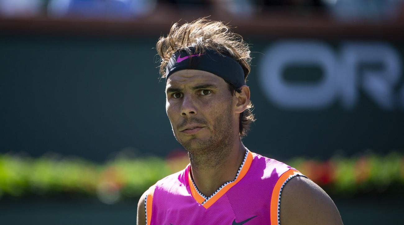 Nadal to Return From Knee Injury at Monte Carlo Masters