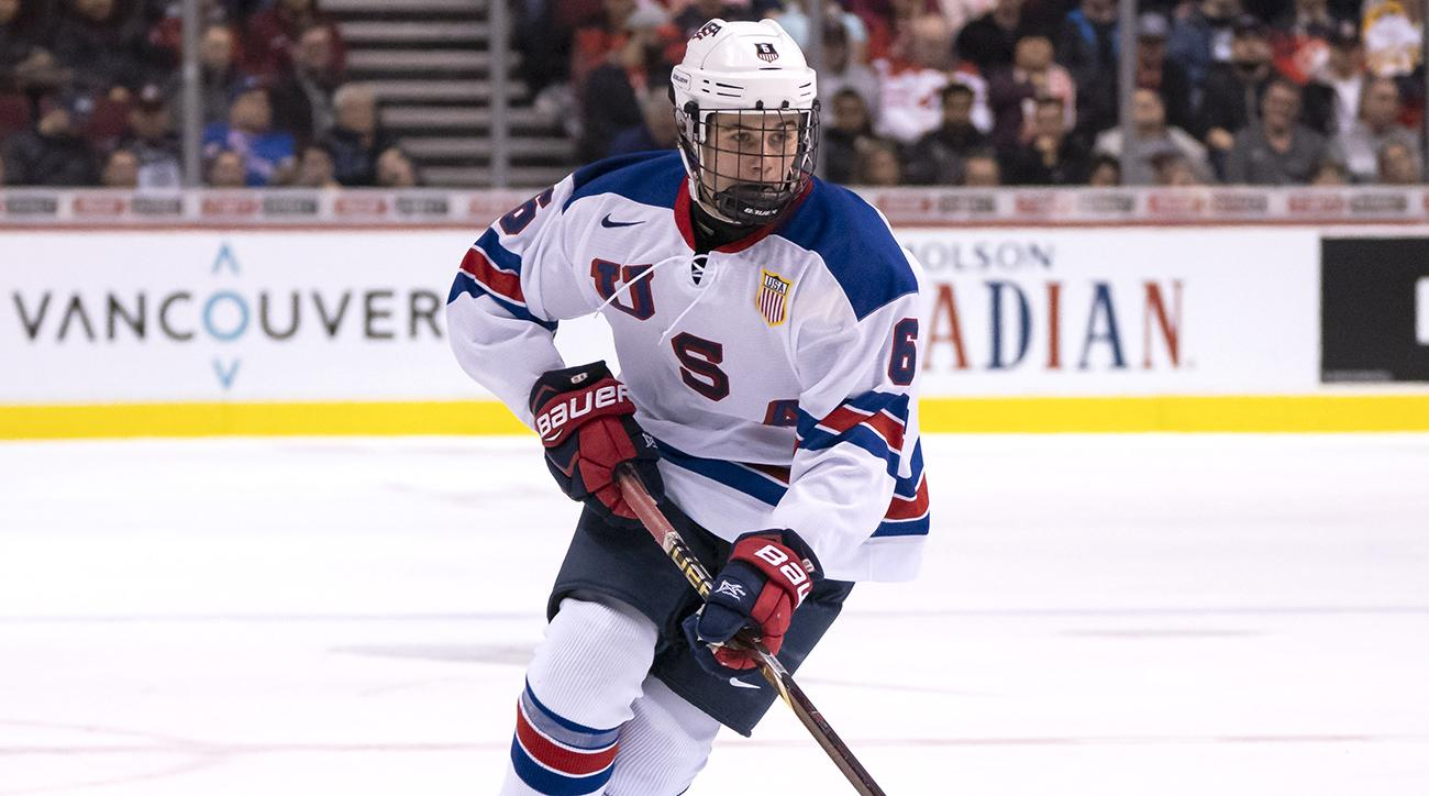 Lose for Hughes Sweepstakes: How Jack Hughes Fits With Each of the NHL's Bottom Teams