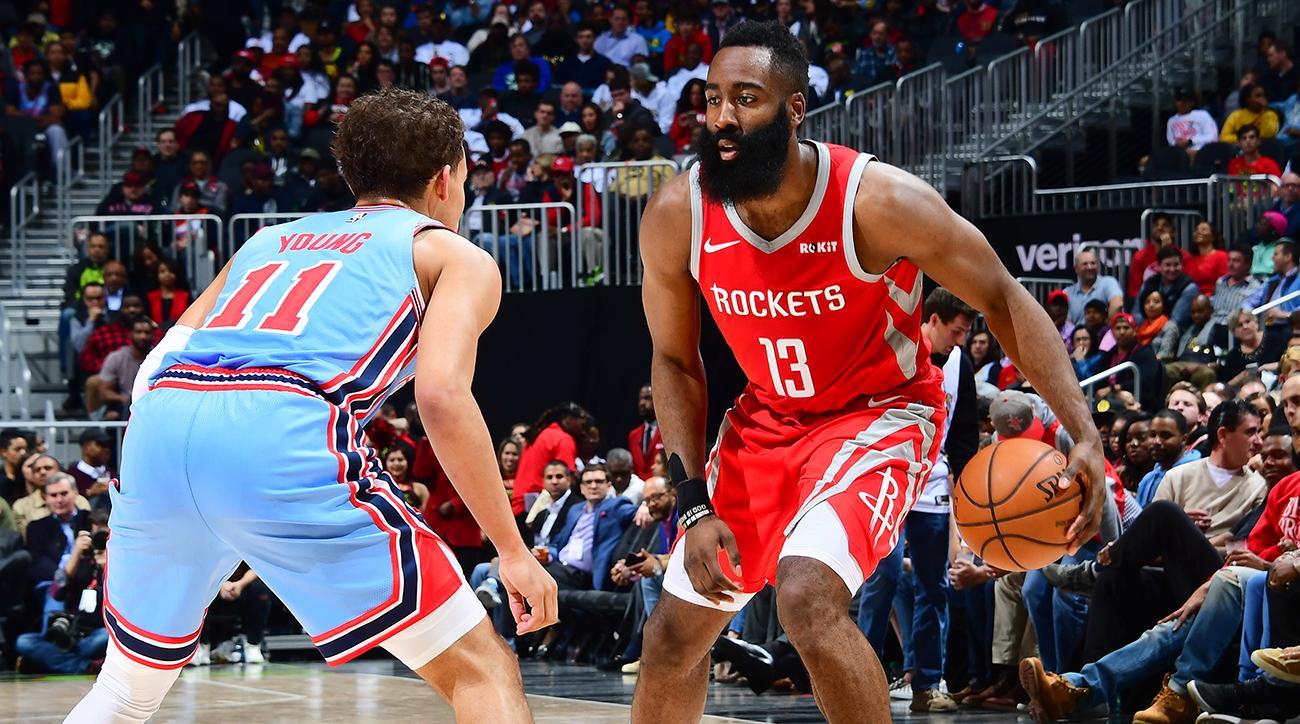 Houston Rockets v Atlanta Hawks