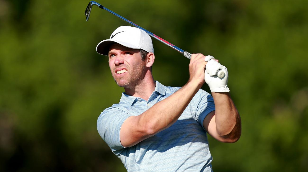 Holder Casey and American Cook share Valspar lead