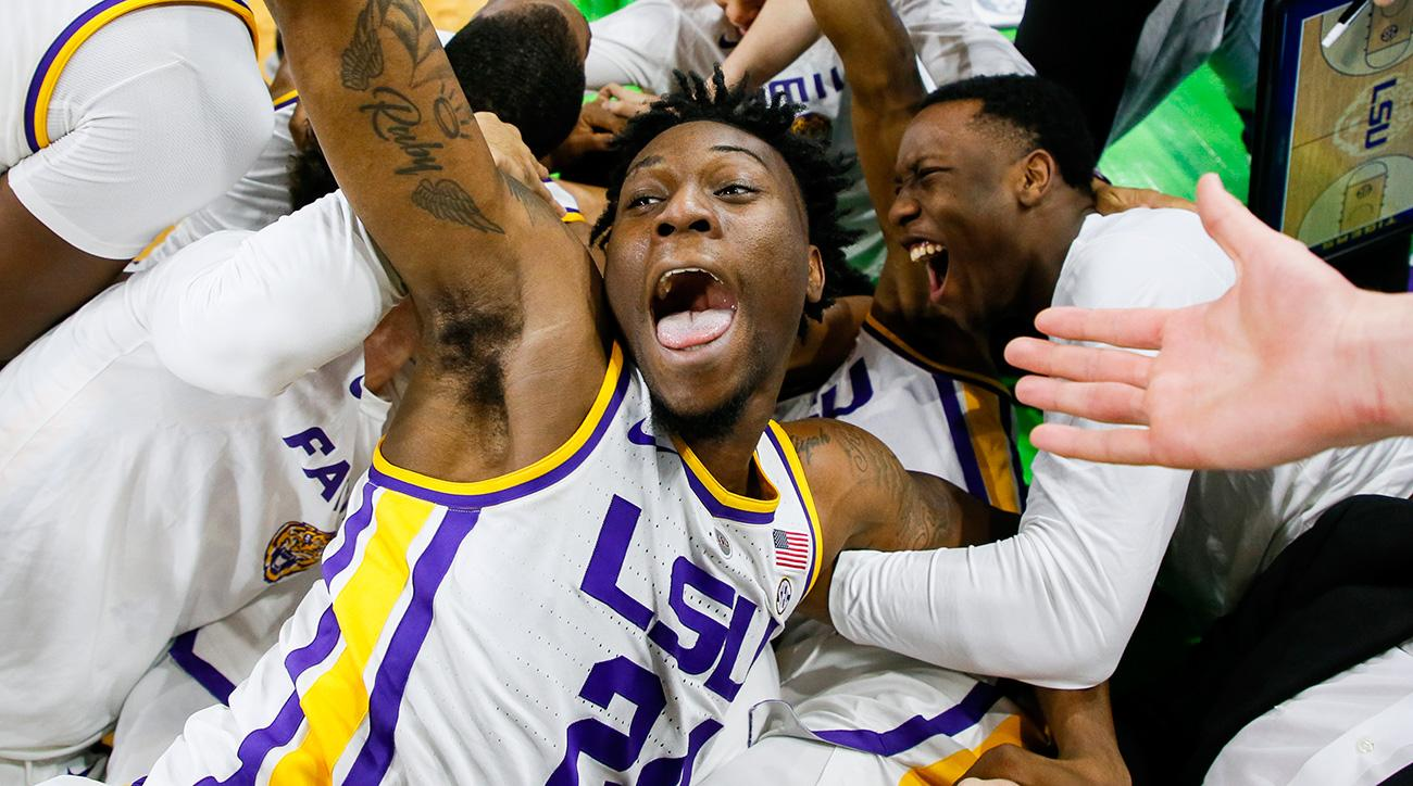 March Madness 2019: LSU beats Maryland to reach Sweet 16