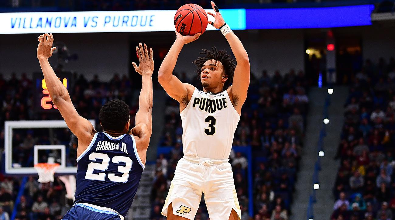 97054112bd5 March Madness 2019  Carsen Edwards sends Purdue to Sweet 16