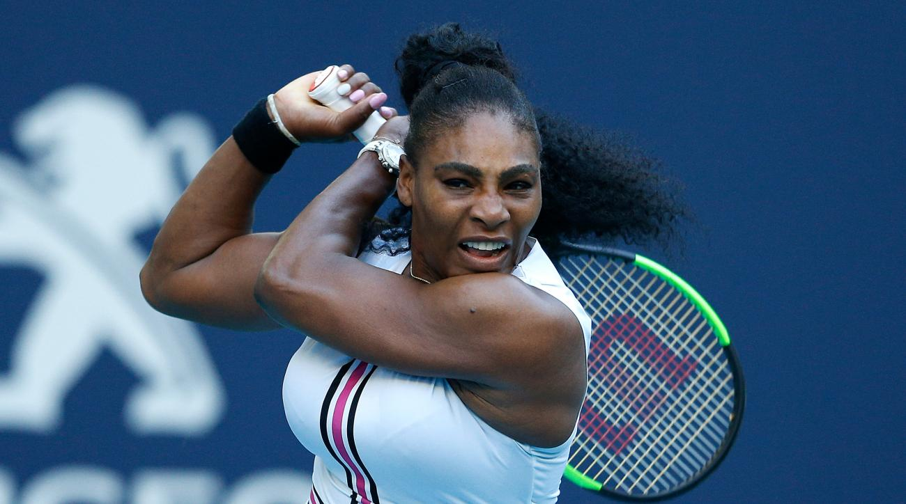 Serena Williams withdraw miami open knee injury