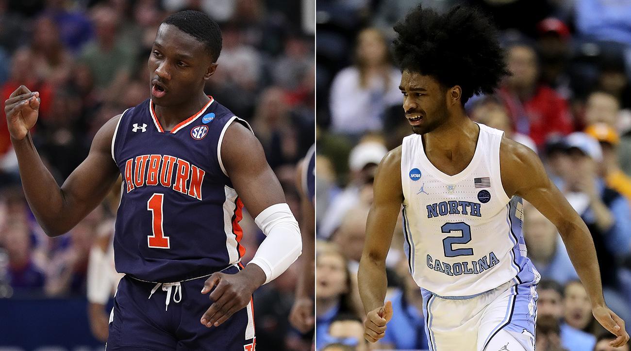 March Madness 2019: UNC vs Auburn highlights Sweet 16 matchups