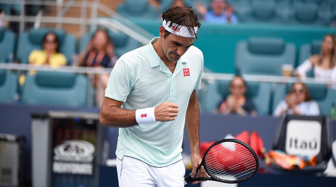 TENNIS: MAR 25 Miami Open