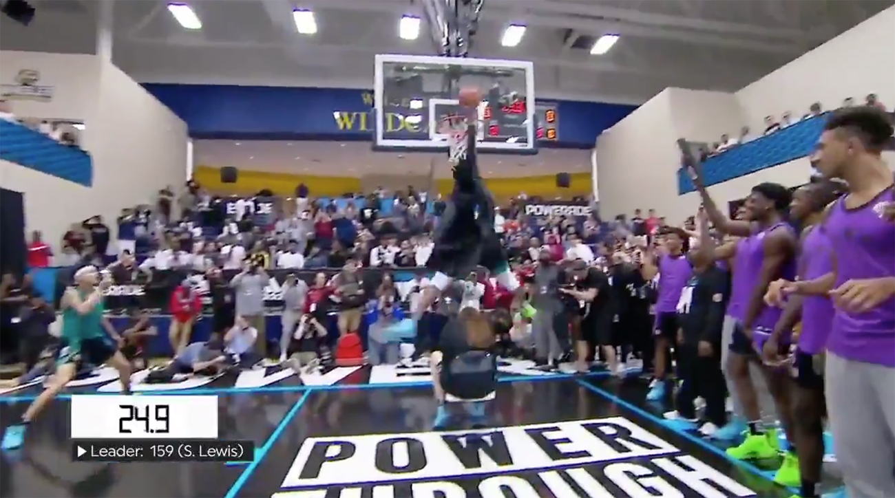Watch: Fran Belibi Becomes Second Woman to Win Dunk Contest at McDonald's All-American Game