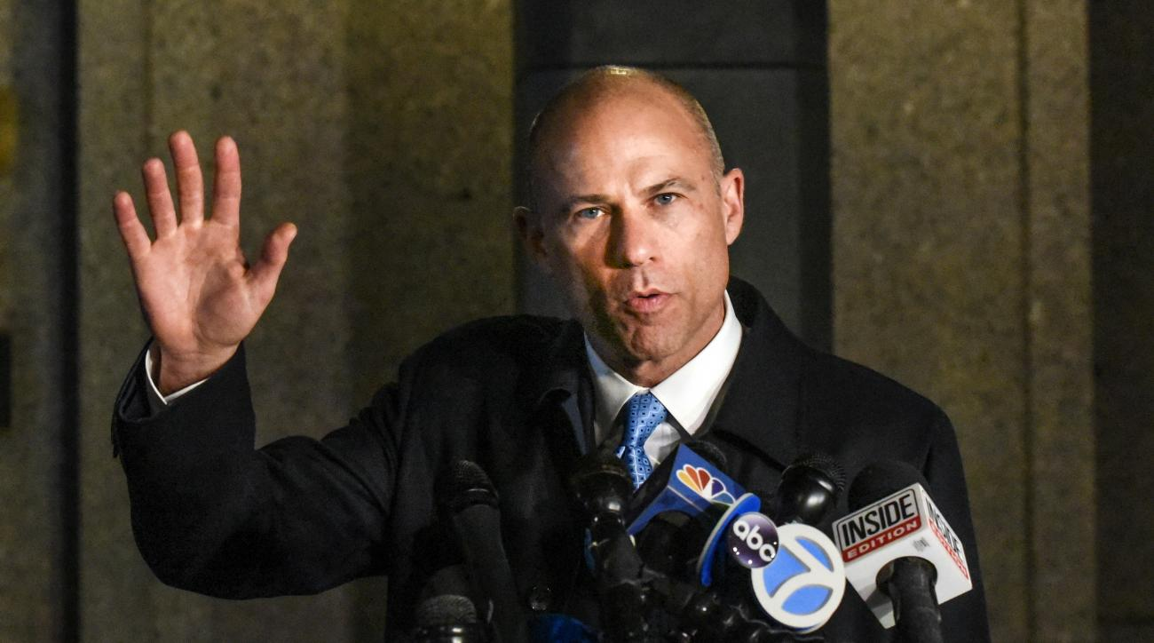 Lawyer Michael Avenatti Arrested In New York For Nike Extortion