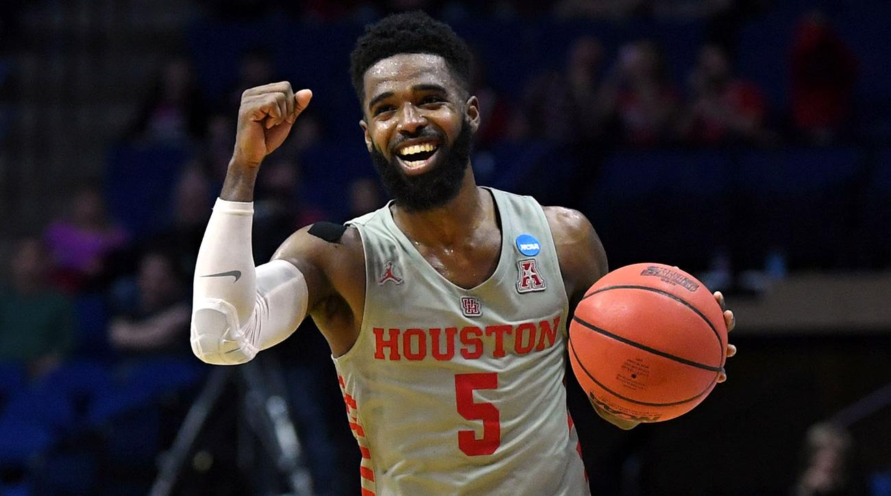 5dcf4387bbb March Madness 2019: Corey Davis Jr., Houston thinking Final Four ...