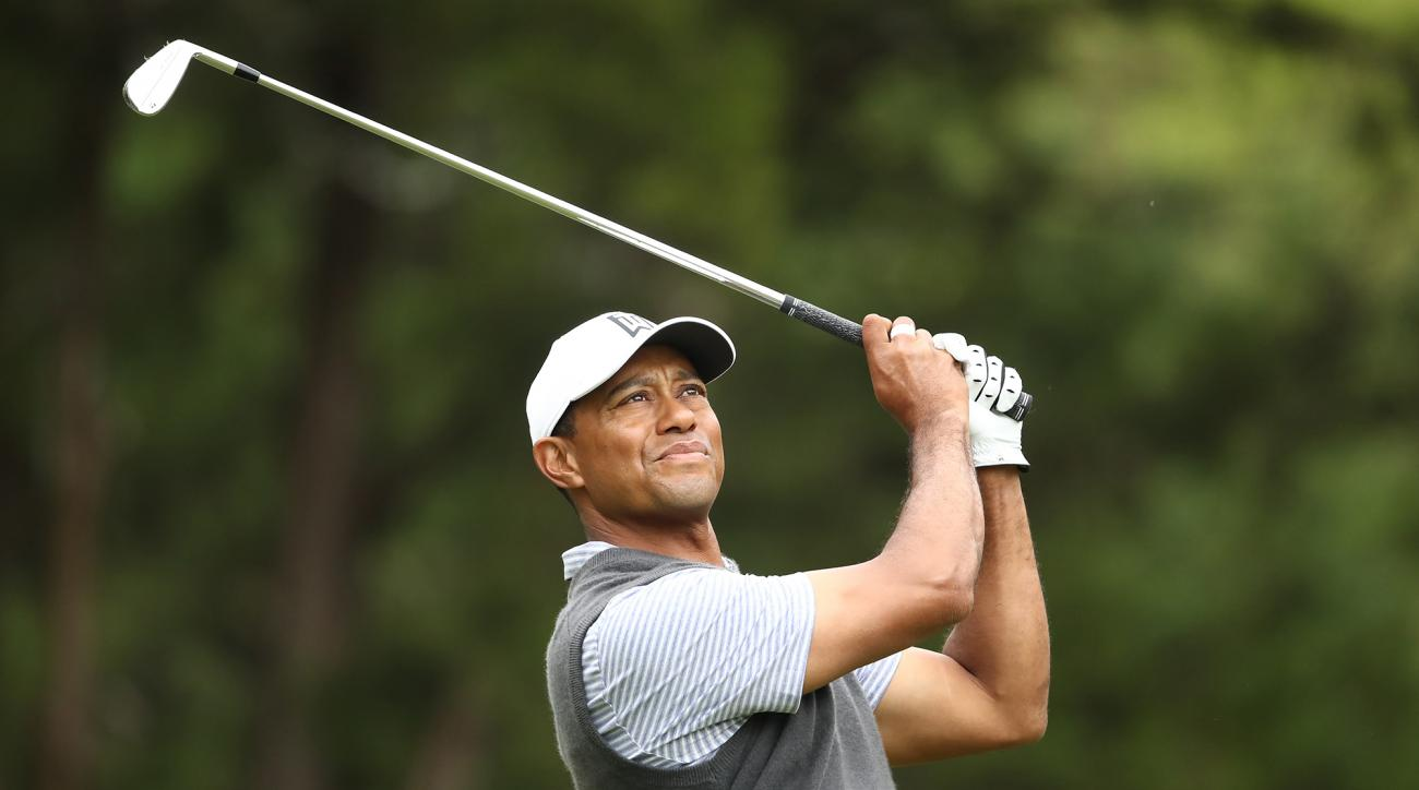 aaccb28a Bettor Would Win Record $1.2 Million If Tiger Woods Is Victorious at Masters