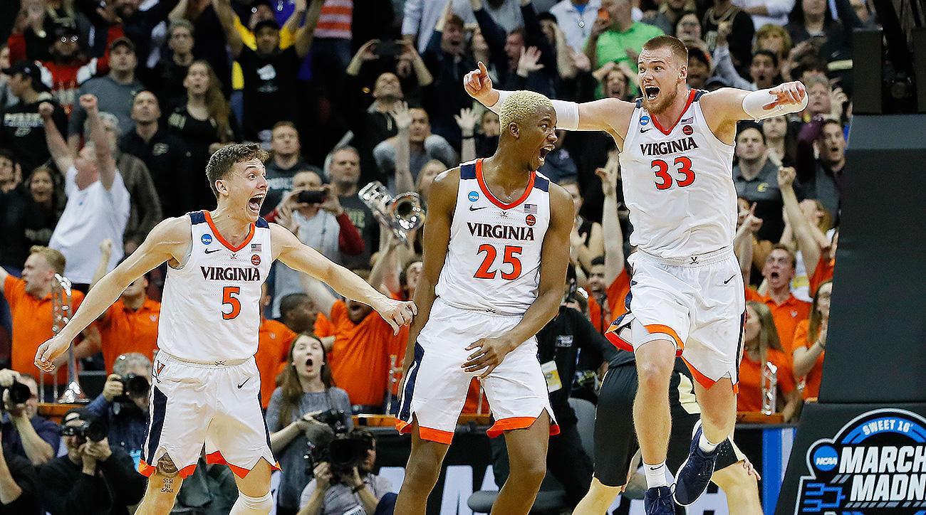 Virginia basketball March Madness Purdue Elite 8 Final Four