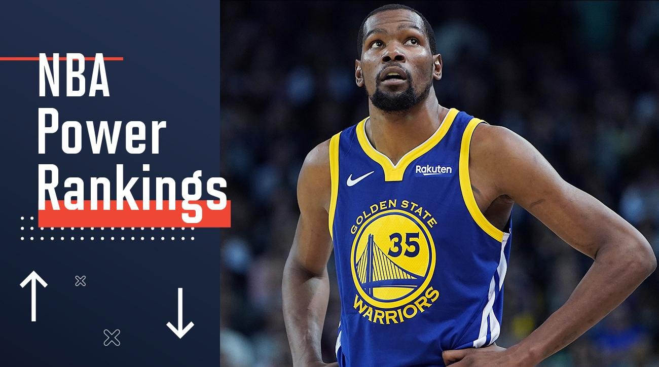 69fc6cb95b7 NBA Power Rankings  Superlatives for Warriors and more