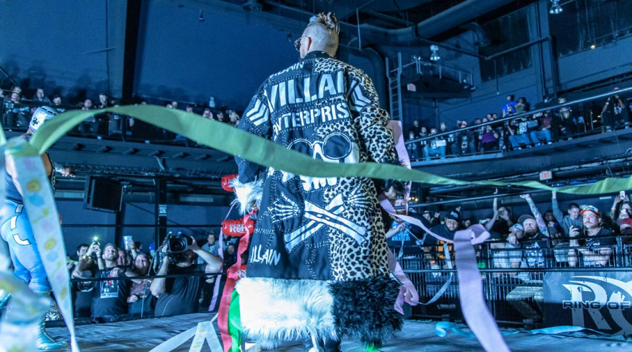 Marty Scurll: G1 Supercard interview with Ring of Honor star