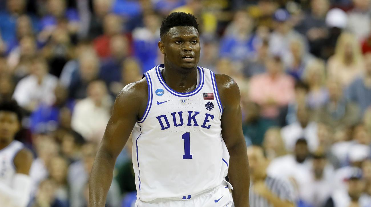 more photos bf86c 47e70 2019 NBA draft: Projecting Zion Williamson's future | SI.com