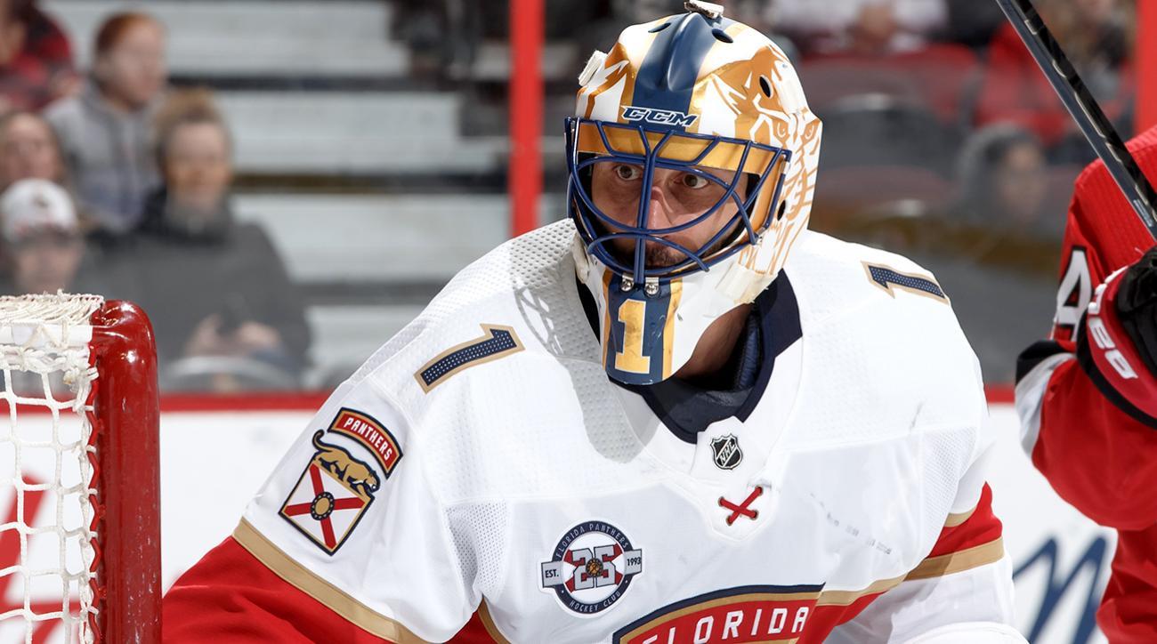 Florida Panthers v Ottawa Senators