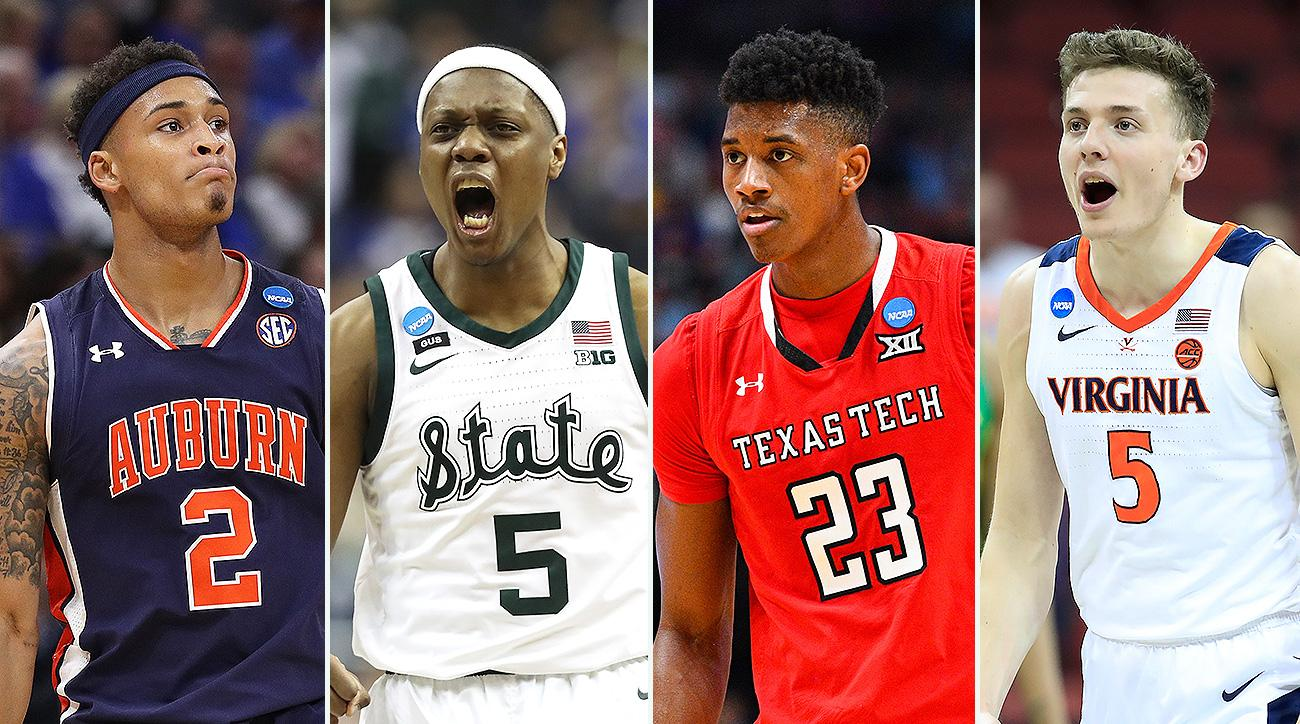 Final Four 2019 Virginia Auburn Michigan State Texas Tech National Title