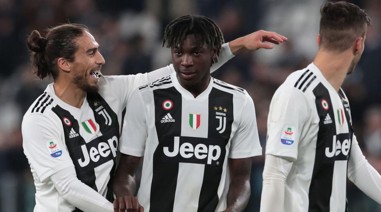 Juventus vs. AC Milan Live Stream: How to Watch Serie A