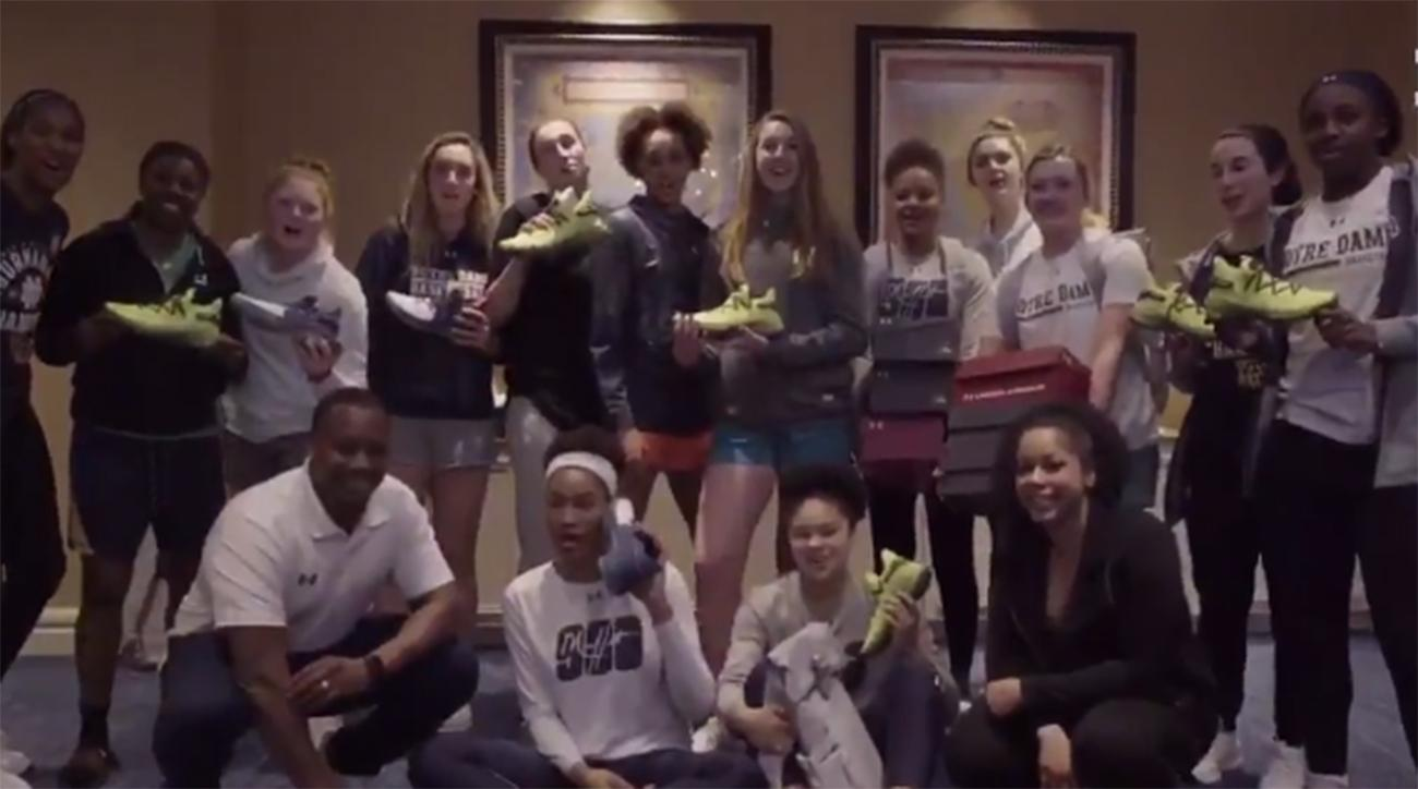Baylor women return home with 3rd national title trophy