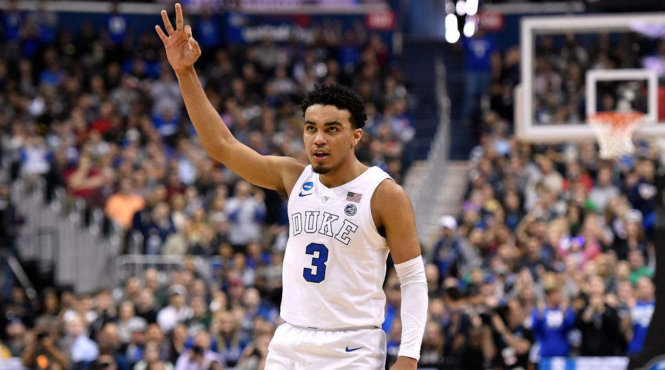 Image result for tre jones duke