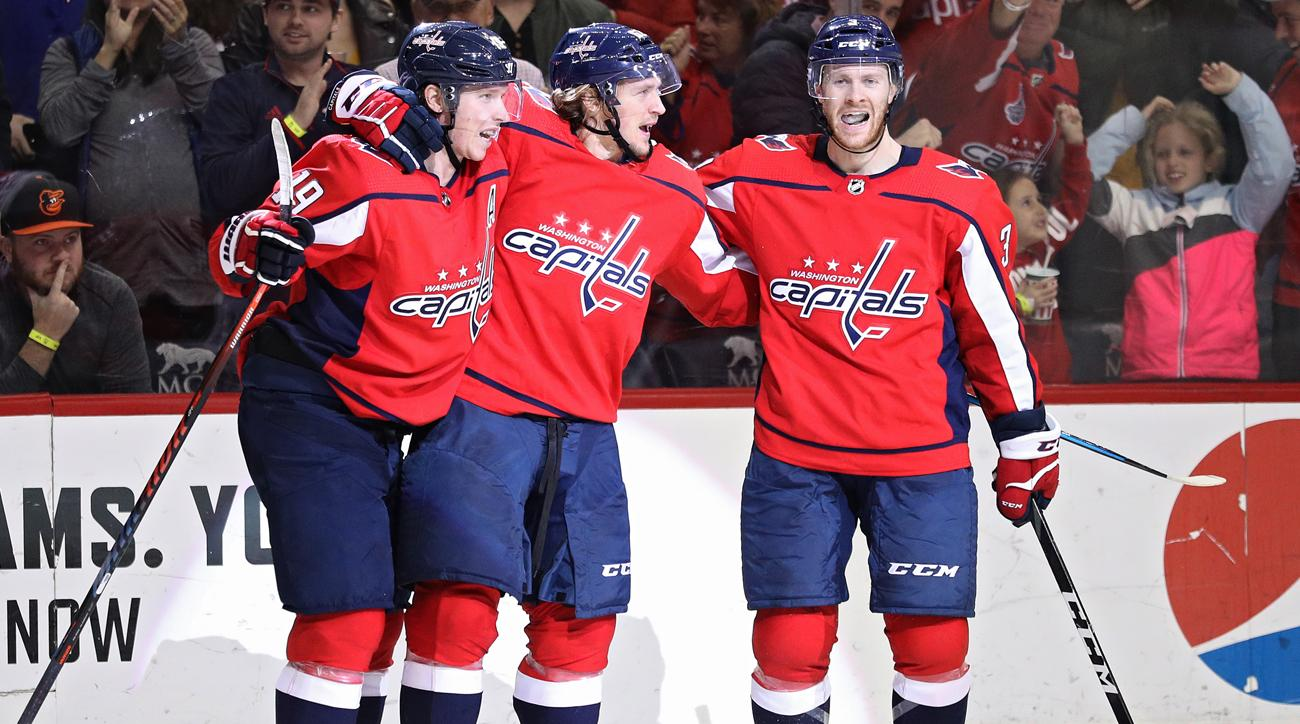 Washington Capitals Stanley Cup Title Defense Begins This Week With First Round Eastern Conference Playoff Matchup Against The Carolina Hurricanes