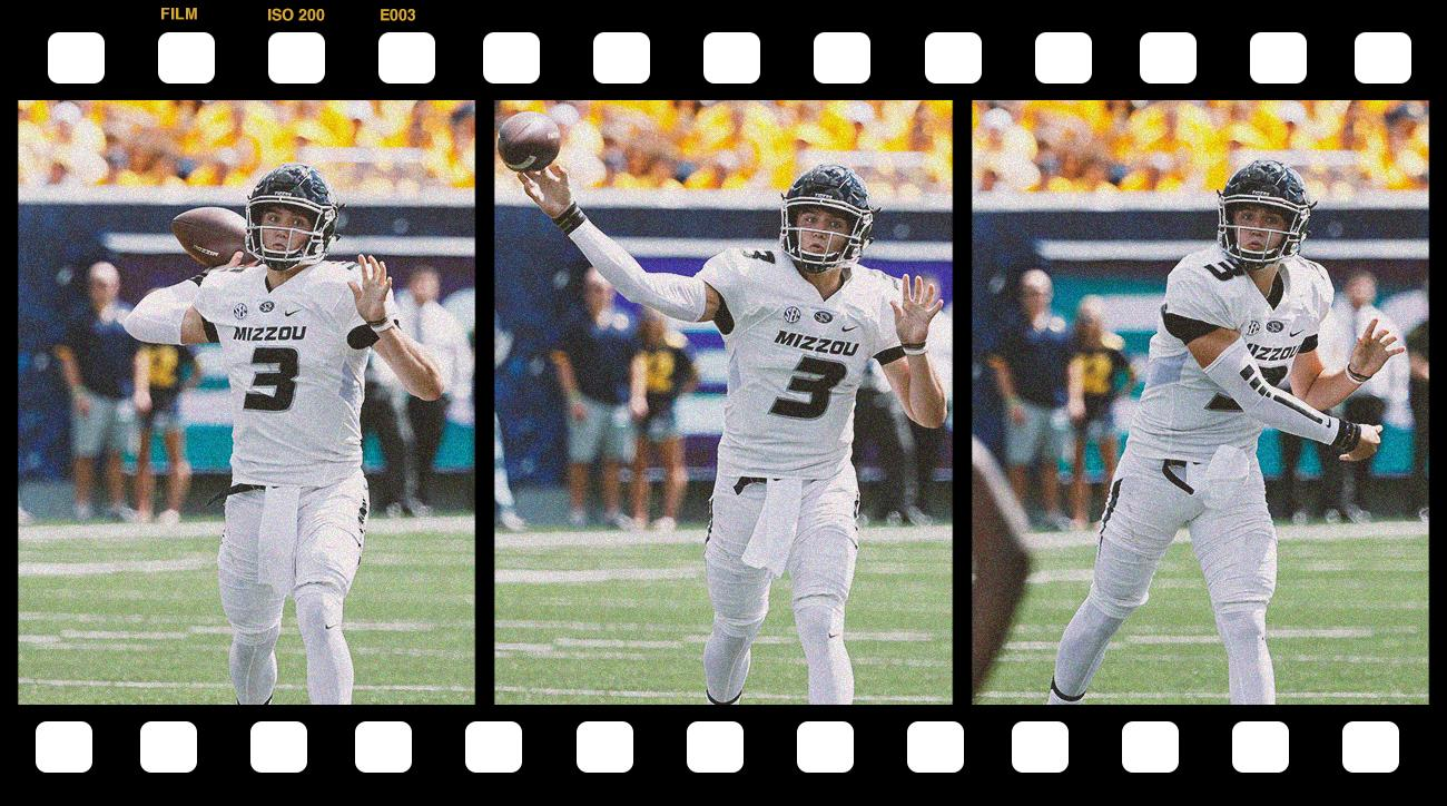 The QB Panel Film Room: Drew Lock