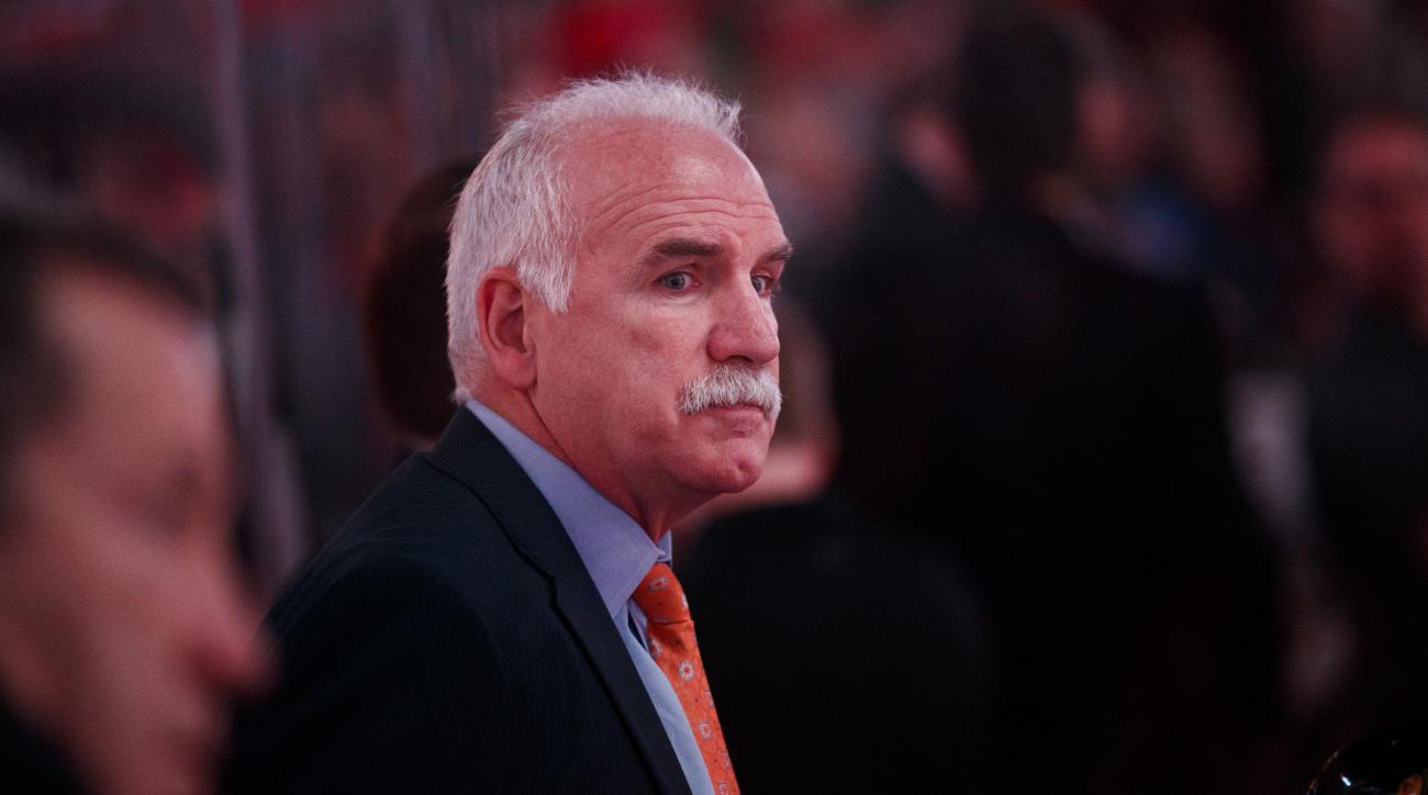 Panthers hire Joel Quenneville