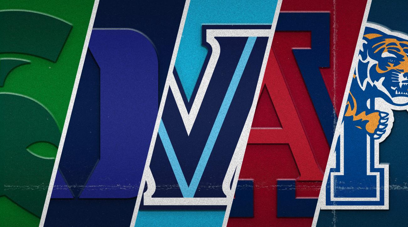 College basketball rankings top 25 2019-20 Duke Virginia Villanova Michigan State