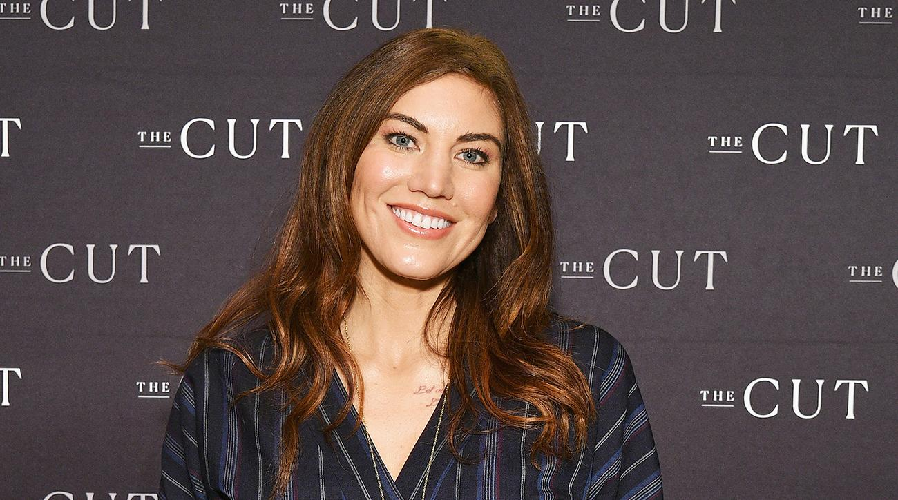 USWNT Star Hope Solo Subject of Upcoming Movie Biopic