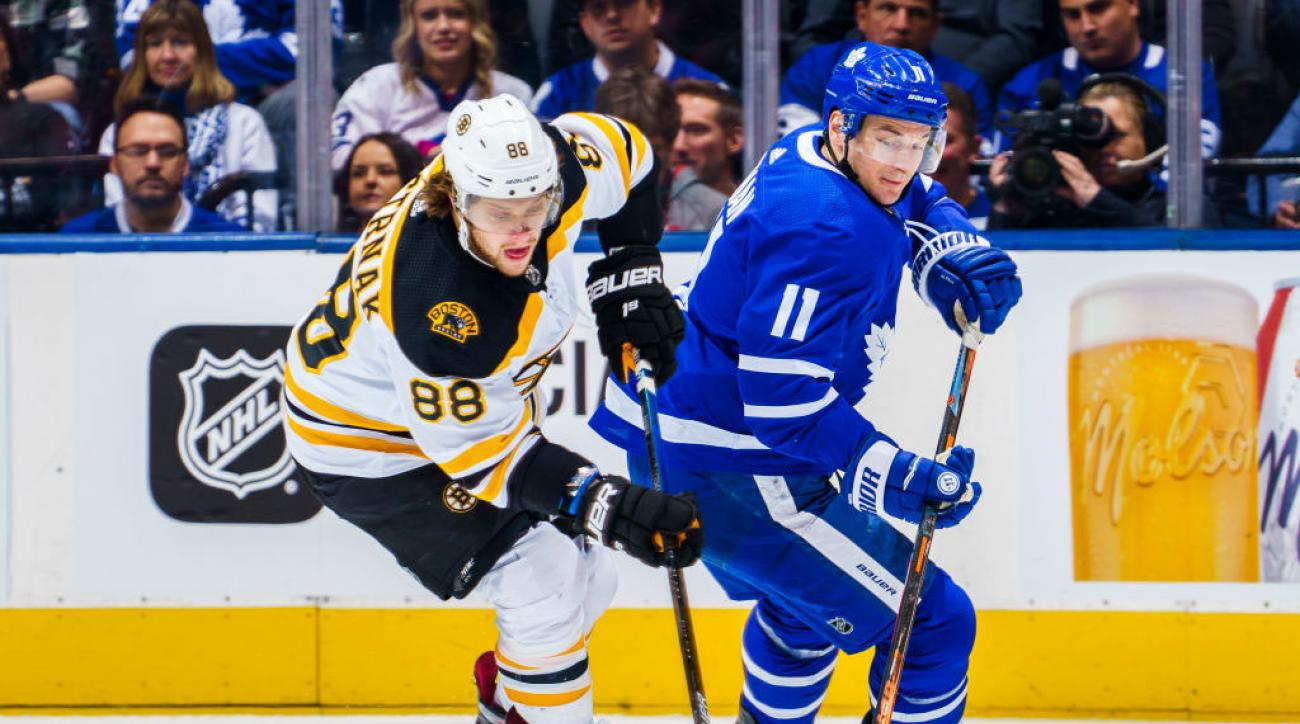 3e8f351c99f Maple Leafs vs Bruins series schedule: NHL playoffs TV listings, dates |  SI.com