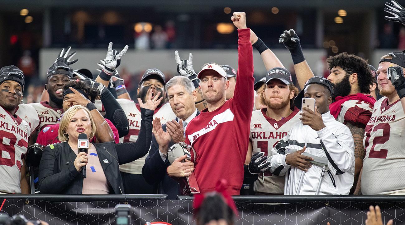 ESPN lands Big 12 championship game rights