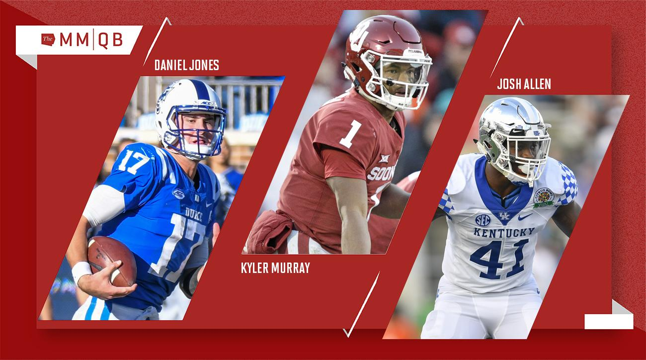 NFL Mock Draft: Kyler to Cards, Giants trade for QB | SI com