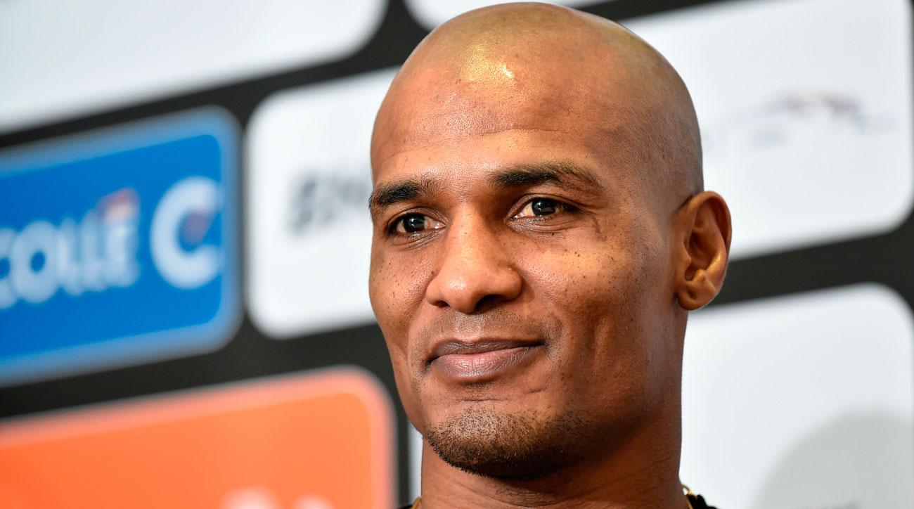 Florent Malouda found out he was fired by FC Zurich via Twitter