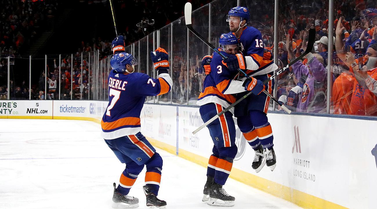 Islanders' Josh Bailey Gets Redemption, Scores OT Winner