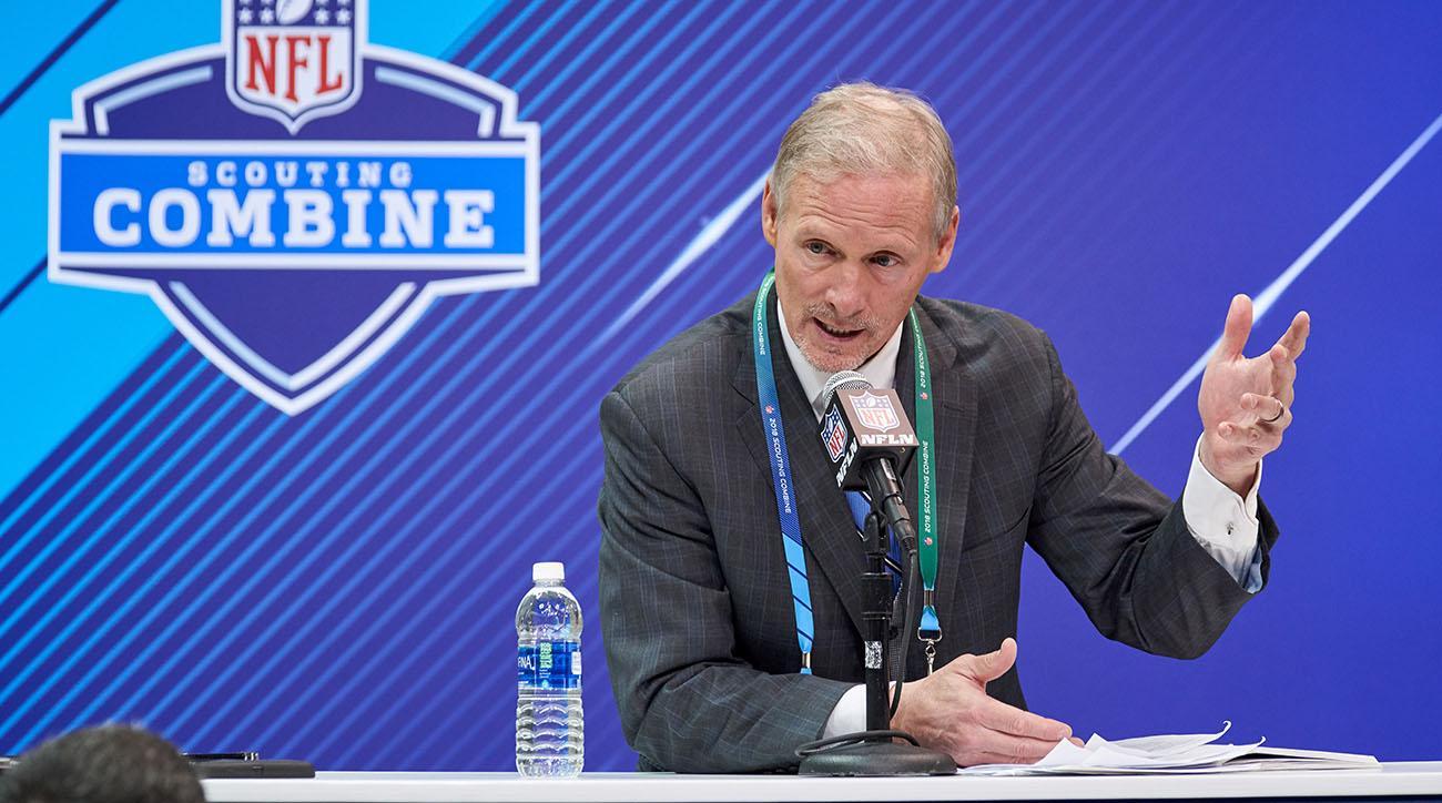 Jon Gruden draft advice Mike Mayock don't mess it up Raiders