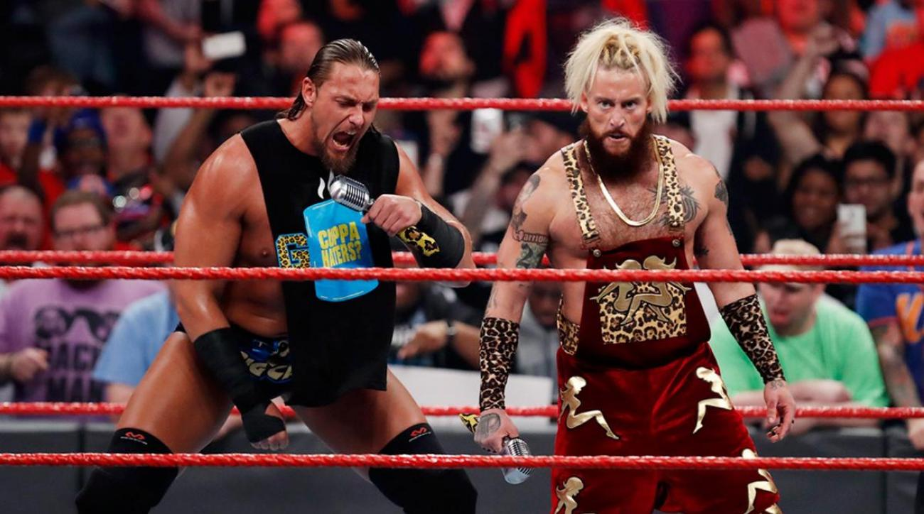 Enzo and Big Cass return as nZo and caZXL in Ring of Honor