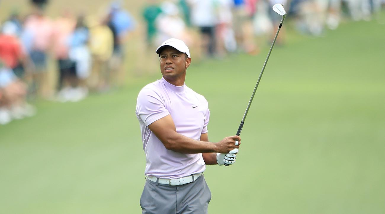 tiger woods masters live blog  score and leaderboard